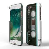 cassa del telefono del nastro a cassetta di abitudine di iPhone 7