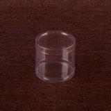 eco-friendly подарок пластичный упаковывать ясные круглые/коробка цилиндра jewellery (коробка PVC)
