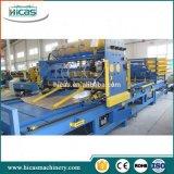 Linha de produção de madeira automática da máquina das páletes