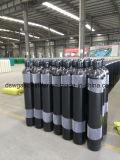 99.999%アルゴンが付いている産業等級の鋼鉄シリンダー
