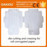 Máquina cortando de papel de Dakiou