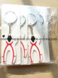Кольцо Slicone ключевое, форма Keychain зуба