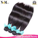 Само ново! Волосы машины сотка малайзийские прямые волос Remy девственницы (QB-MVRH-ST)
