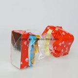 Sacola de poliéster plástico BOPP de 1,6mil / 40 microns de bolsa de poliéster transparente BOPP