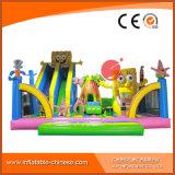 아이 장난감 (T6-041)를 위한 팽창식 위락 공원 도약자
