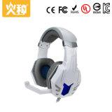 Cuffia del PC di Huozhong Hz-109 con la buona cuffia avricolare bassa dei giochi con il microfono
