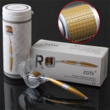 Do fabricante rolo Zgts de Microneedle Derma das vendas diretamente 192 agulhas Titanium Dermaroller