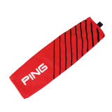 Sport-Golf/Gymnastik/Geschenk-Tücher mit Haken oder kletternder Taste Carabiner