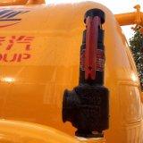高圧クリーニング装置が付いている下水の吸引のトラック