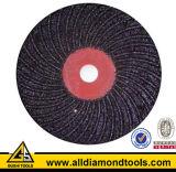 Semi-Изогните диск волокна для меля камня и бетона