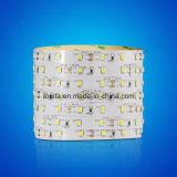 Ce/RoHS 60LED/M flexibler 2835 LED Streifen Gleichstrom-12V für Weihnachten