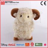 Todo o brinquedo macio novo dos carneiros do luxuoso do animal de exploração agrícola