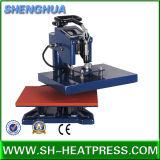 De goedkope Machine van de Druk van het Embleem van de Desktop van de Prijs Mini van de Persen van de Overdracht van de Hitte CY-S2