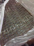 Экран селитебного нутряного металла складывая
