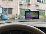 WiFi GPS 1080P 5 polegadas duas lentes carro câmera DVR