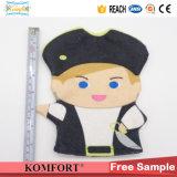 Cute Baby Hand Puppet Douche Cadeaux Glove SPA Bath Toy Kids