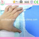 China-Breathable und Wegwerfbaby-Windel mit hohem Quaility