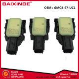 Sensor brandnew do sensor PDC do estacionamento do carro do OEM de GMC8-67-UC