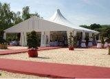 Grande tenda di alluminio decorata classica di cerimonia nuziale per la tenda del baldacchino delle oltre 500 genti