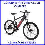 E-Vélo électrique neuf de Mountian de puissance de vert d'arrivée de Yiso élevé