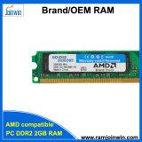 Испытанный RAM настольный компьютер DDR2 2GB материнской платы AMD совместимый