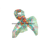 Echarpe teintée au polyester (AJM60001232)