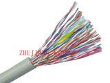 4 Cat5e UTP пары кабеля сети/кабеля компьютера/кабеля данных/кабеля связи/тональнозвуковых кабеля/разъема