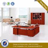 Form-Büro-Möbel-Metallbein-Melamin-Büro-Schreibtisch (NS-NW084)