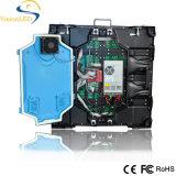 P8 ao ar livre morrem o painel ao ar livre Rental do diodo emissor de luz da tela de indicador SMD do diodo emissor de luz do alumínio de carcaça