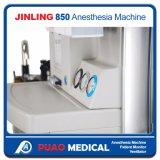 昇進! 熱い販売の人間の携帯用麻酔及び獣医の携帯用麻酔機械Jinling-850麻酔機械価格