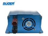 Inverseur de système d'alimentation solaire de l'usine 12V 500W de Suoer (SRF-500A)
