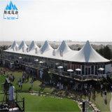 Tiendas al aire libre curvadas grandes del acontecimiento para el propósito de los deportes