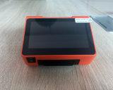 Sistema Android da posição da tela de toque do restaurante para o pagamento móvel (Zkc PC900)