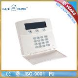 Sistema de alarme inteligente de segurança doméstica GSM PSTN