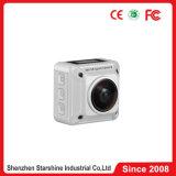 二重レンズWiFi 4k 360dはDVのカメラを遊ばす