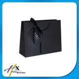 Sacchetto di carta personalizzato del regalo del Matt con la maniglia del nastro