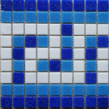 Mosaik-Fliese-Rand keramisch