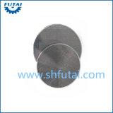 Disco do filtro de engranzamento do fio para o giro do fio de Nyon