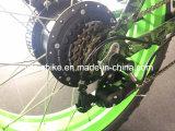 20 بوصة [فولدبل] تمويه [موبد] [350و] يحفّف درّاجة كهربائيّة مع إطار العجلة سمين مضادّة حالة صدأ سبيكة إطار & [45كم] يخلّص بعد [120كغ] تحميل قوة - أنقذت