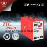 TIG van de omschakelaar de Machine van het Lassen (tig-140D/160D)
