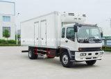 Isuzu 4X2 6 катит 6 тонн Refrigerated тележки