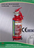 500g Abc droog poeder Brandblusser