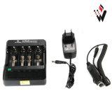 USB 비용을 부과 포트를 가진 Xtar Vp4 Panzer 18650 배터리 충전기 Li 이온 배터리 충전기
