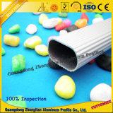 Fabricação Perfil de extrusão de tubo de alumínio para tubo de armário