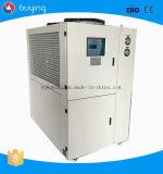 Охлаждать пива охладителя воды R407cr404ar134A гликоля высокой эффективности охлаженный воздухом