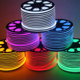 Hot Sale décorer étanche LED Flex LED RGB LED Strip Light