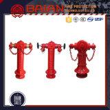 Bouche d'incendie au sol de Di BS750 Dn100 avec le meilleur prix
