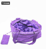 Saco de ombro colorido da forma com o saco de compra da bolsa da moeda