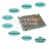Clavier de PPE V5 de Wincor pour la machine d'atmosphère avec le langage multi