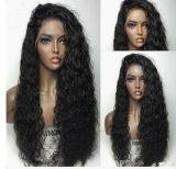 Pelucas llenas del pelo humano del cordón de la Virgen brasileña